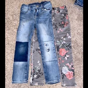 Gap Jeans lot of 2